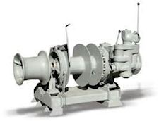 Low pressure Winches & Drums