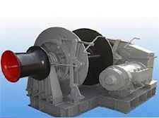 Electrical Winches & Drums