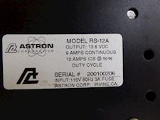 Astron Model RS 12A - 1