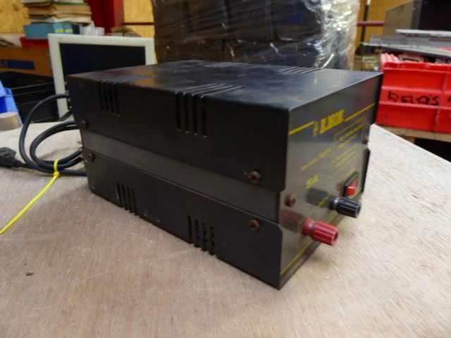 E.MON. Stabilized DC Power Supply