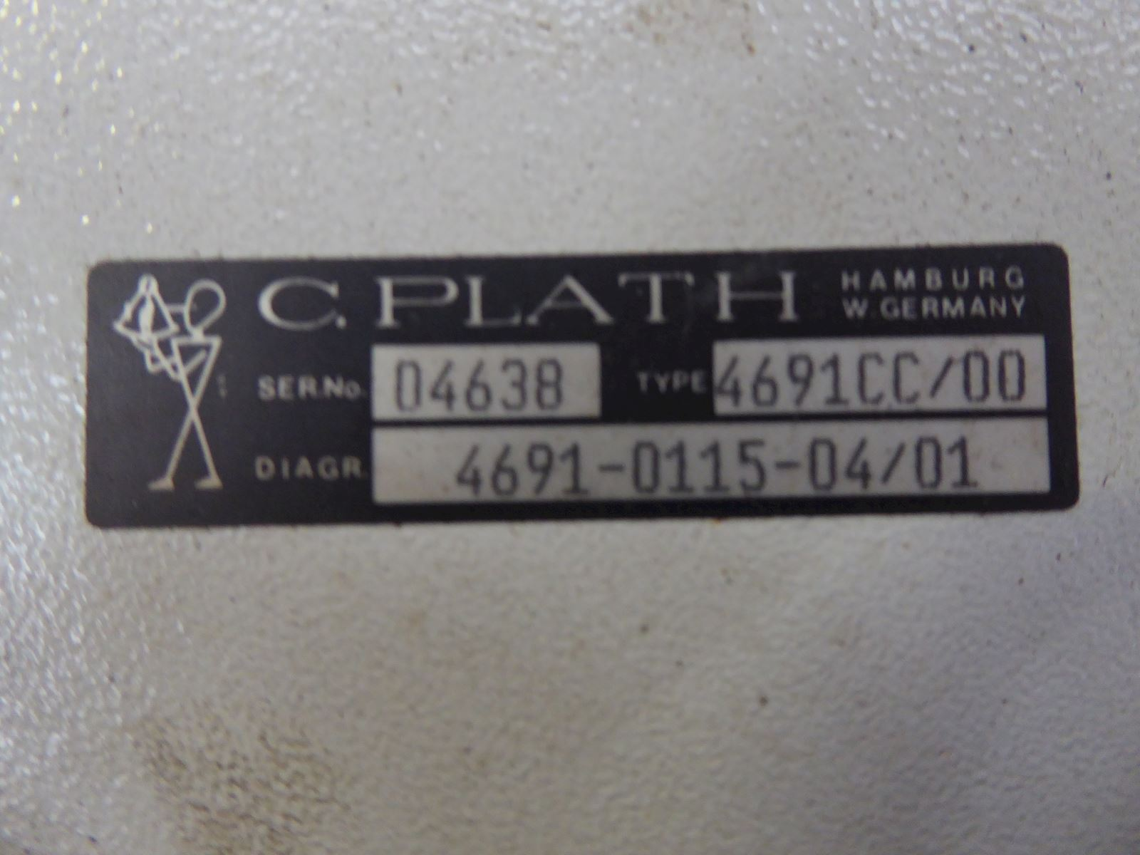 C.Plath Gyro Repeater