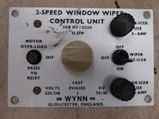 Wynn 2-Speed control Unit - 1
