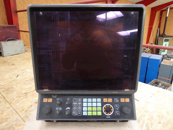 Anritsu Display Unit RF707A