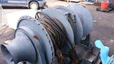 2 Barrel Galvanized Winch - 1