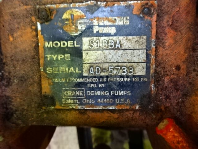 Crane Deming Pumps S1BBA