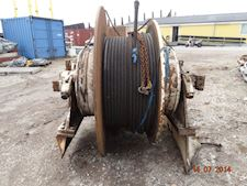 Hagglunds Crane Winch - 1