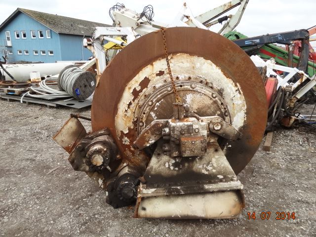 Hagglunds Crane Winch
