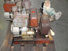 Lister Petter Waterpump - 1