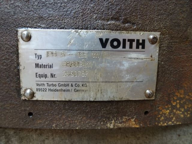 Voith PH6-125 111