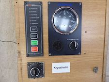 Nogva Engine Control Panel - 1