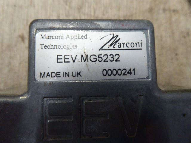 Marconi EEV MG5232 Magnetron