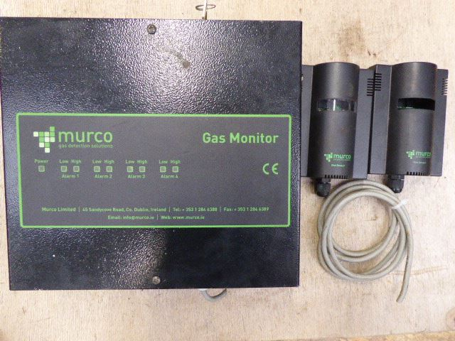 Murco MGD4S2L Gas leak monitor