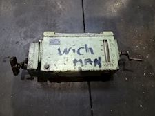 Wichmann Cylinder Lubricator for 6 AX - 1