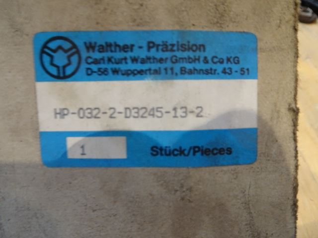 Walther HP-032-2-D3245-13-2