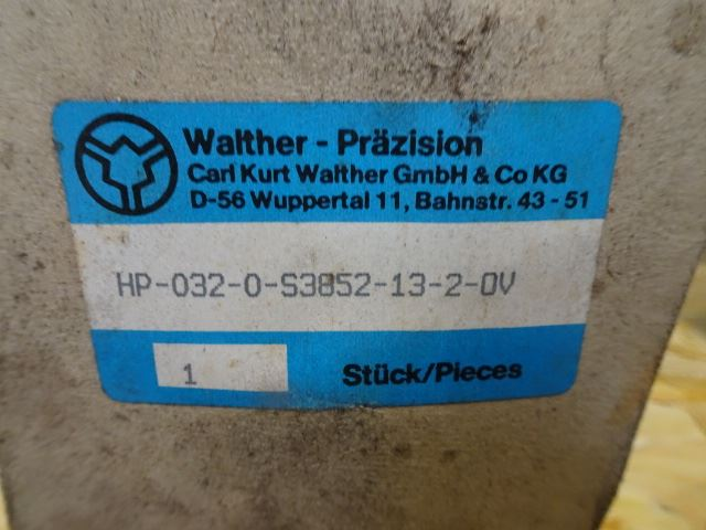 Walther HP-032-2-S35852-13-2-OV
