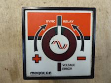 Megacon KSQ331 Sync Relay - 1