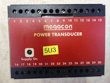 Megacon MC2W3D Power Transducer - 1