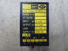 DEIF TAV 210DG/3 AC Current Transducer - 1