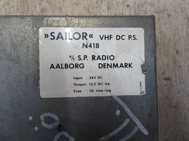 Sailor DC P.S N418