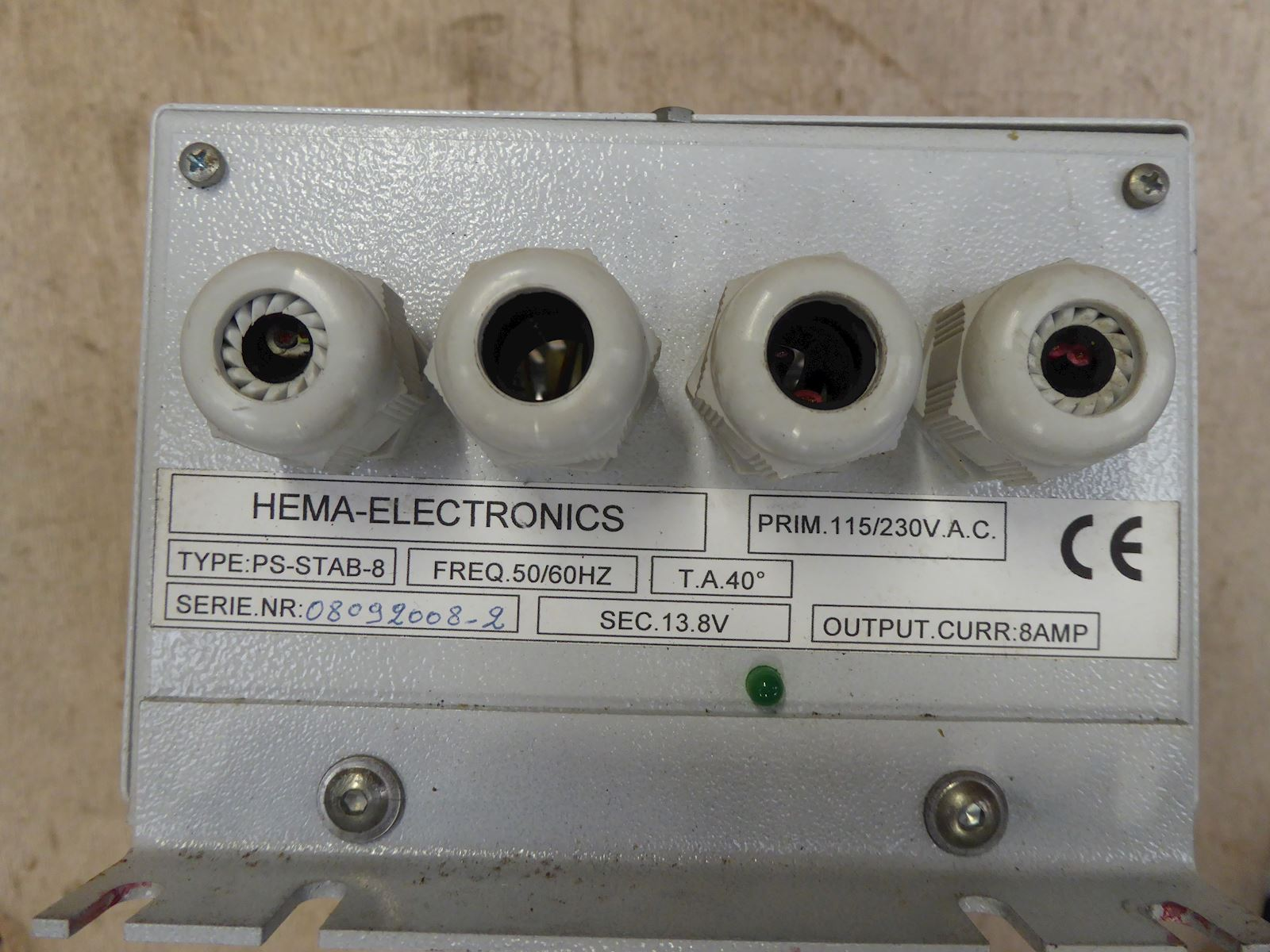 Hema Electronics PS-STAB- 8