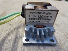 E2V Technologies EEV MG4010 - 1
