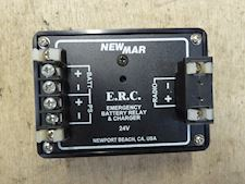 NewMar ERC 24-15 Emergency Relay/Charger - 1