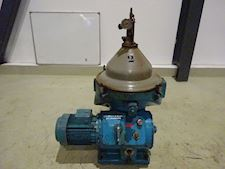 Alfa laval MOPX 205 TGT-24-60 - 1