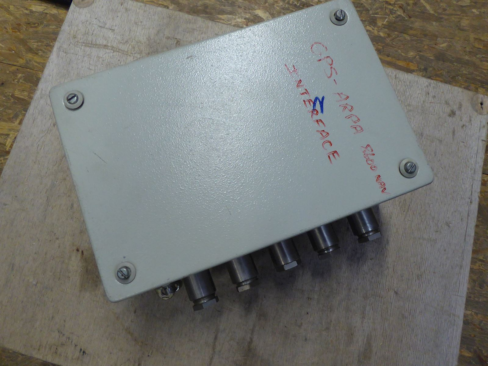 Atlas Elektronik Positionssensor-Interface SH 3014