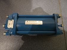 Woodward  Booster Servomotor Single Cylinder 8901-037 - 1