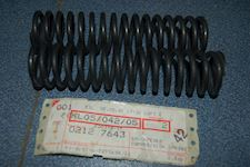 Deutz Compression Spring - 1