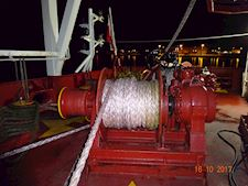 Norwinch Mooring 8-10 ton - 1