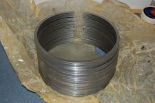 Deutz Piston ring (taper-faced ring) - 1
