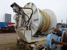 Odim Seismic Towing Winch - 1