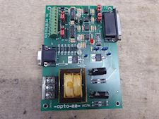 OPTO 22 AC7A RS-232 to RS-422/485 Converter 120 VAC - 1