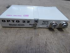 OPTO 22  AD20 G1 Analog 0-10.8 kHz rate input - 1