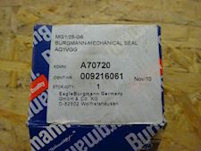 Burgmann Mechanical Seal MG1/25-G3 - 1