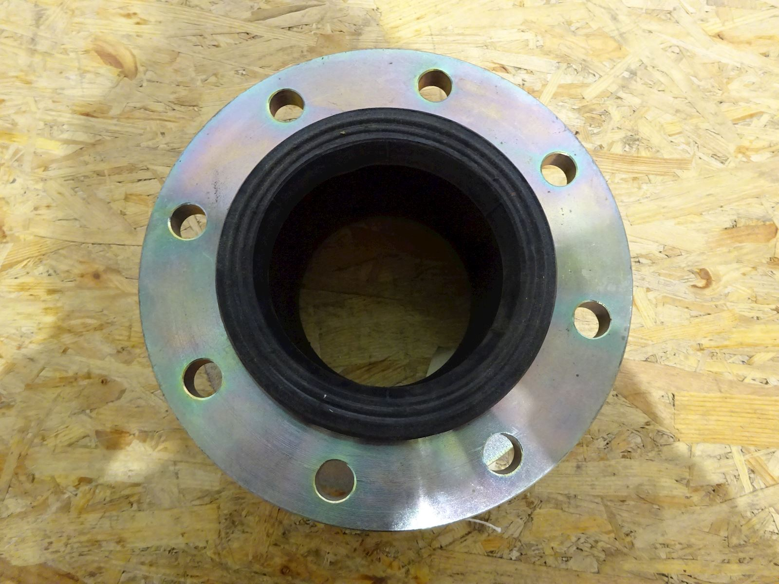 Flanged Rubber Bellows DN125