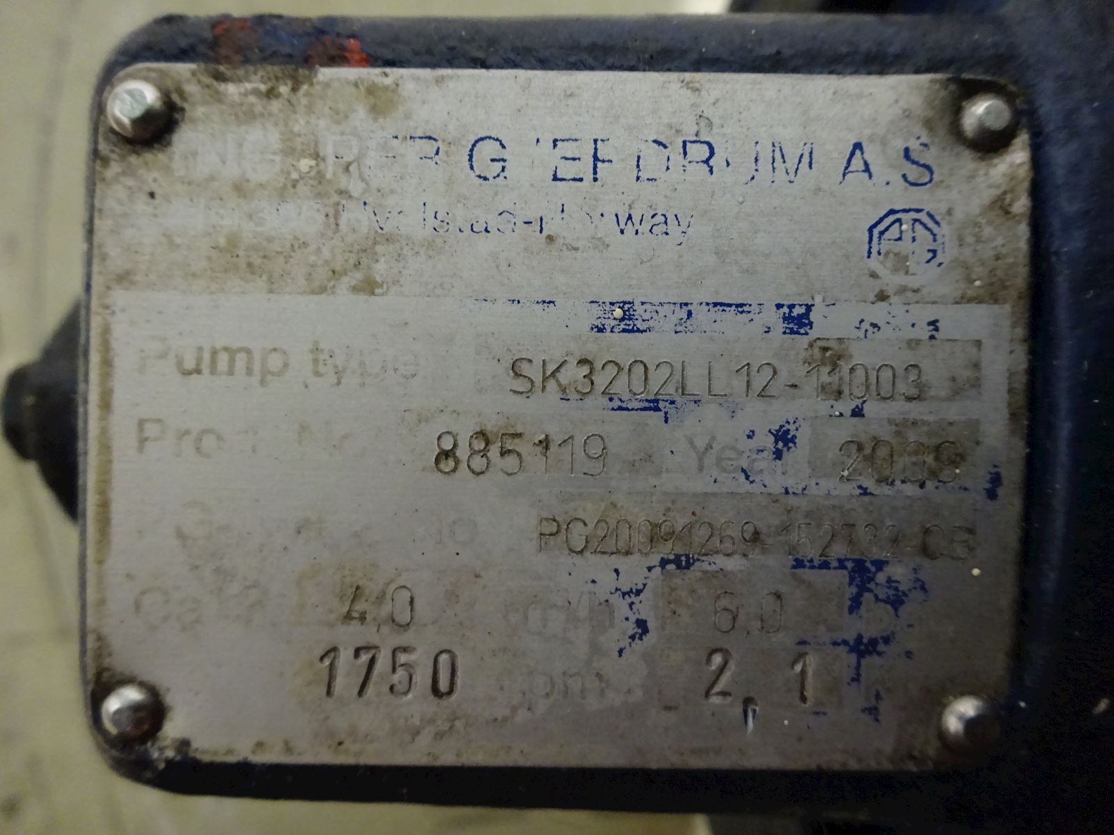ING PER GJERDRUM A/S SK3202LL12-11003