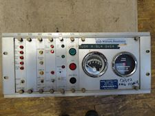 Auto Maskin Diesel Control Unit Model 500 - 1