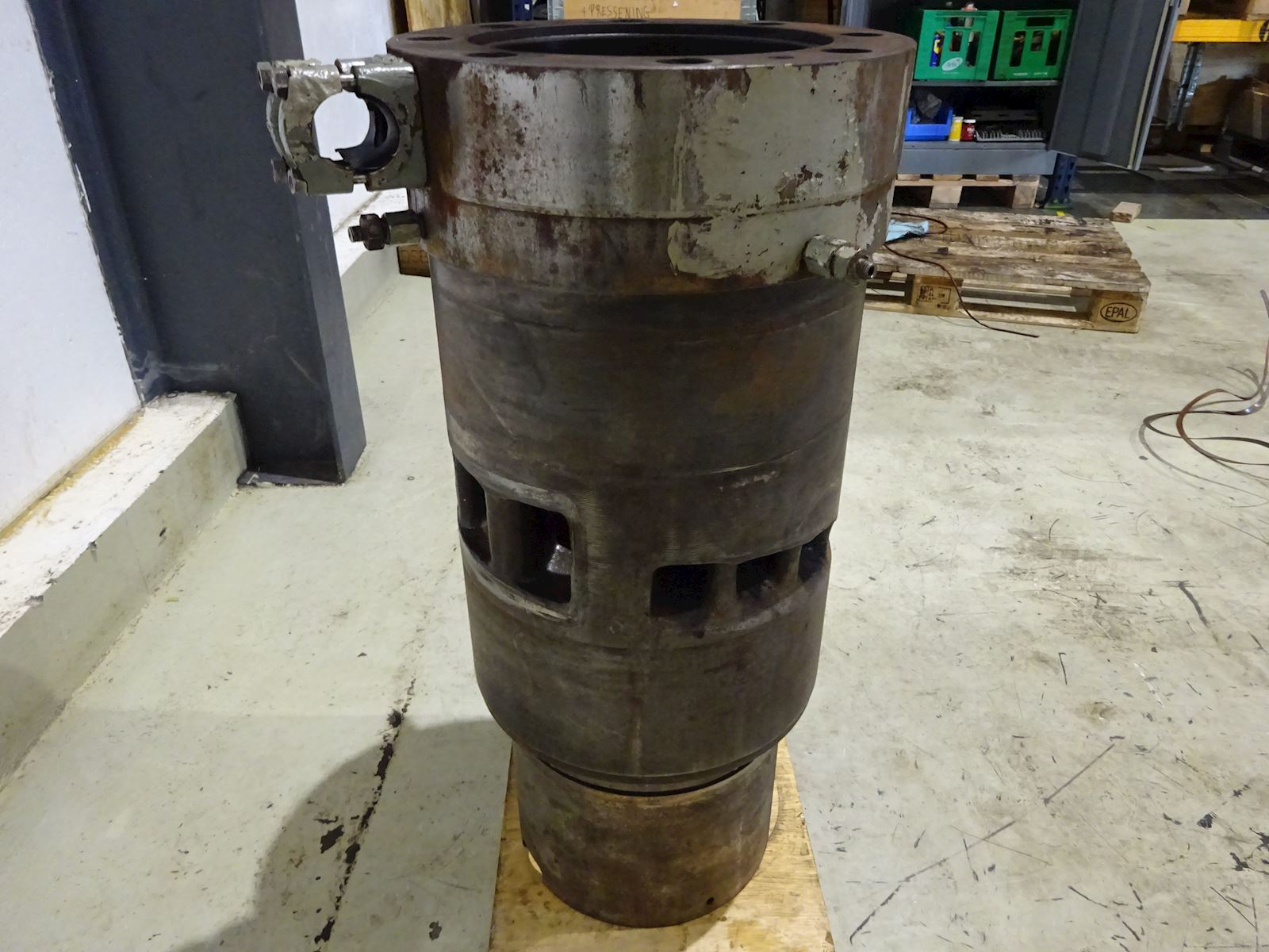 Wichmann Cylinder liner for 5ACAT