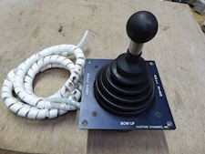 ETI Systems J50-CR20-FMB Compact Heavy Duty Joystick - 1