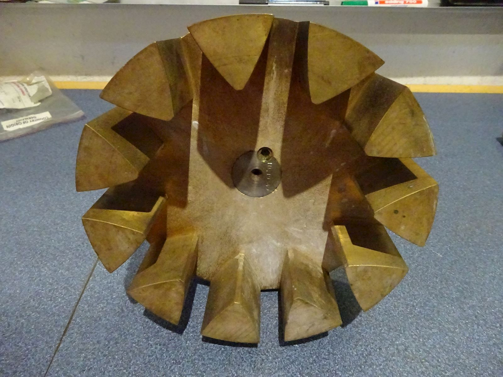 Framo Impeller With Shaft