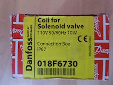 Danfoss Coil for Solenoid valve - 1